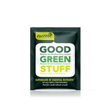 Nuzest Good Green Stuff Sachets 10g