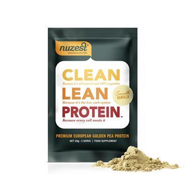 Nuzest Protein Vanilla 25g Sachet