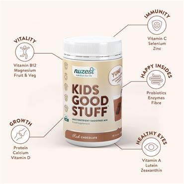 Nuzest Kids Chocolate 225g