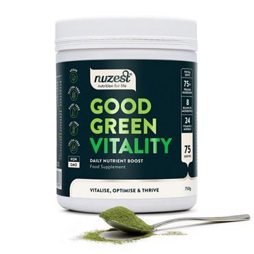 NUZEST Good Green Vitality 750g