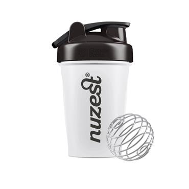 Nuzest Protein Shaker with Metal Ball 500ml