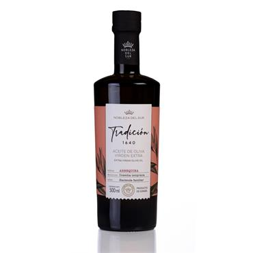 Sarah & Olive Nobleza del Sur Tradición 1640 Arbequina Extra Virgin Olive Oil 500ml