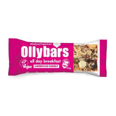 Ollybars All Day Breakfast Bar 60g
