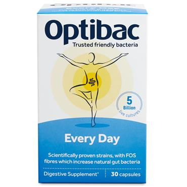 Optibac Live Cultures for Every Day 30s
