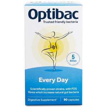 Optibac Live Cultures For Every Day 90s