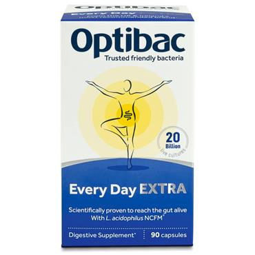 Optibac Live Culures for Every Day Extra Strength 90s