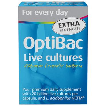 Optibac Daily Well Being Extra 90s