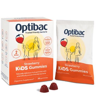 OPTIBAC Kids Gummies 30s