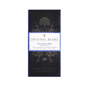 Original Beans Esmeraldas Milk Chocolate 70g