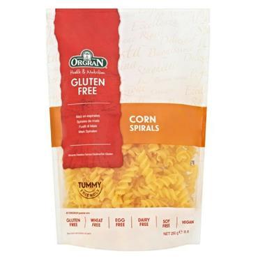 Orgran Gluten Free Corn Pasta Spirals 250g