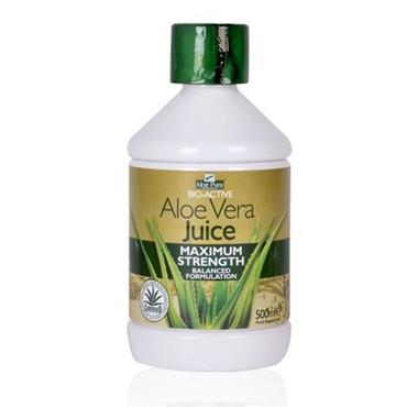 Aloe Pura Max Strength Aloe Juice