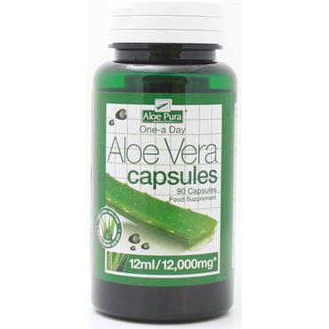 Aloe Pura Aloe Vera capsules