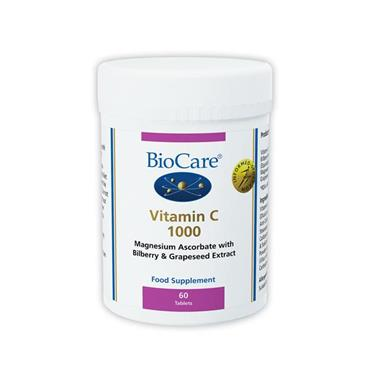 Biocare Vitamin C 1000 Tablets