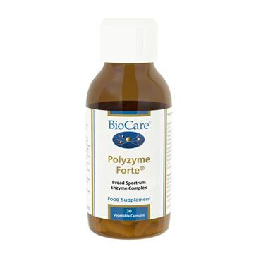 Biocare Polyzyme Forte Capsules