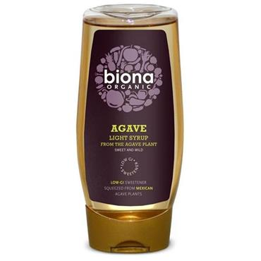 Biona Organic Light Agave Syrup