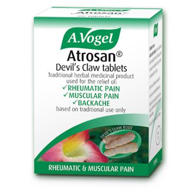 A.Vogel Atrosan Tablets (Devil's Claw)