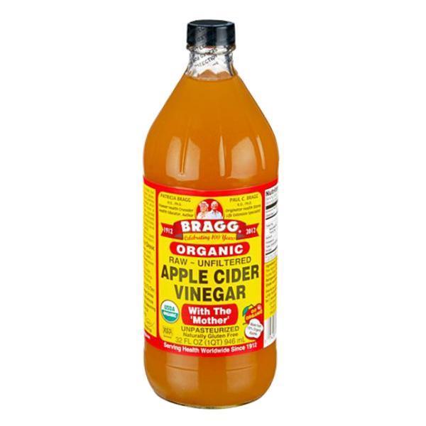 Braggs Organic Apple Cider Vinegar   Nourish Health Store