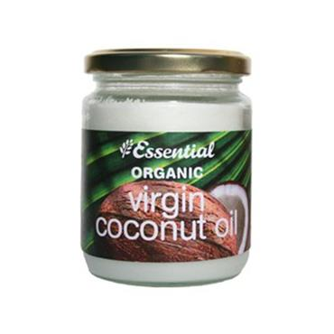 Essential Organic Raw Virgin Coconut Oil