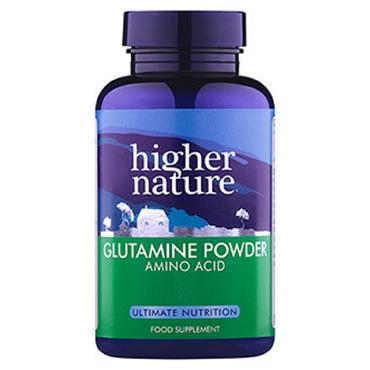 Higher Nature Glutamine Powder