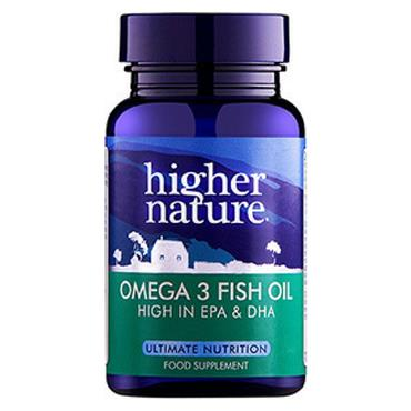 Higher Nature Omega 3 1000mg