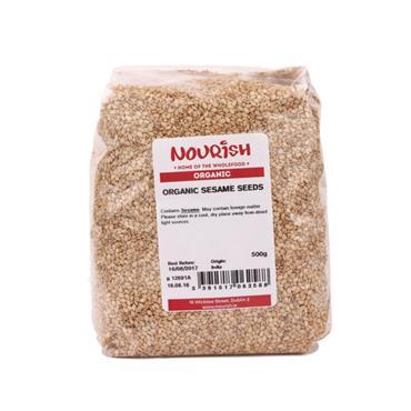 Nourish Organic Sesame Seeds