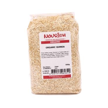 Nourish Organic Quinoa Grain