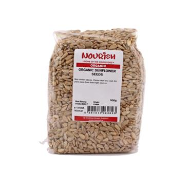 Nourish Organic Sunflower Seeds