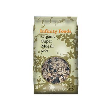 Infinity Organic Super Muesli