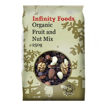 Infinity Organic Fruit and Nut Mix