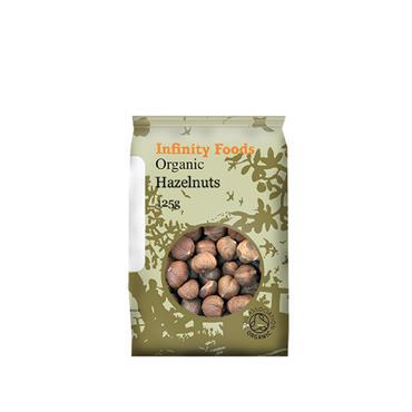 Infinity Organic Hazelnuts