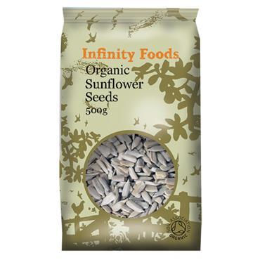 Infinity Organic Sunflower Seeds