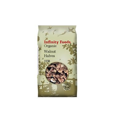 Infinity Organic Walnut Halves