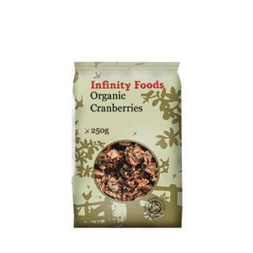 Infinity Organic Cranberries