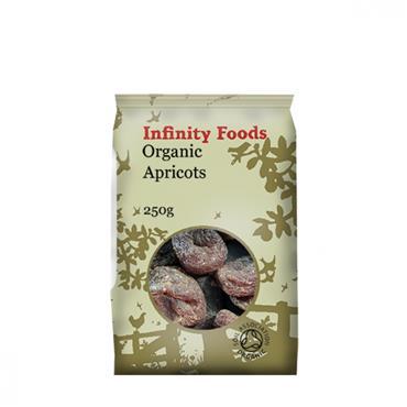 Infinity Organic Apricots