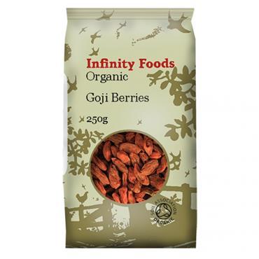 Infinity Organic Goji Berries