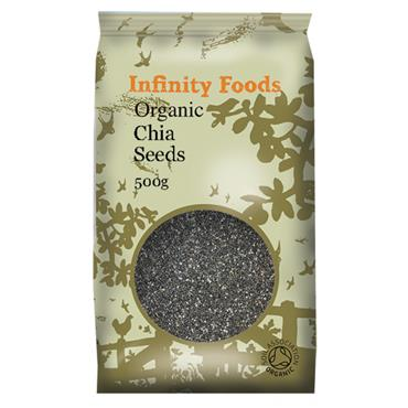 Infinity Organic Chia Seeds