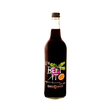 James White Beet It Organic Beetroot Juice