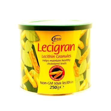 Lanes Lecigran Lecithin Granules
