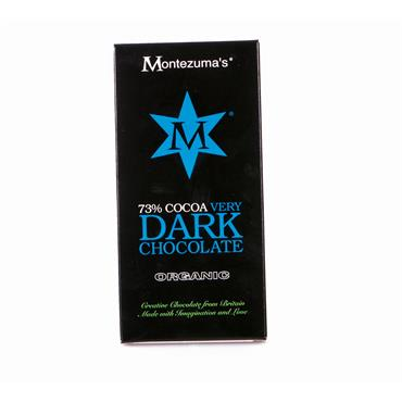 Montezuma's 73% Cocoa Very Dark Chocolate
