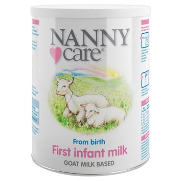 Nanny Care First Infant Milk