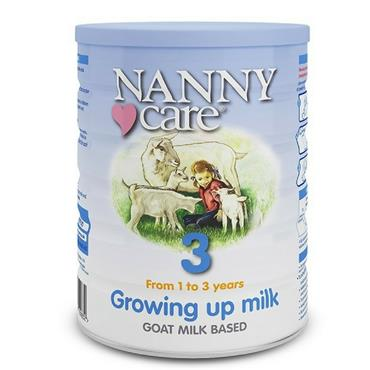 Nanny Care Goat Growing-Up Milk