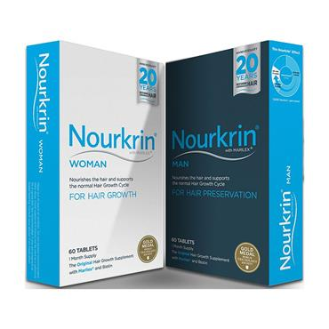 Nourkrin Women For Hair Growth