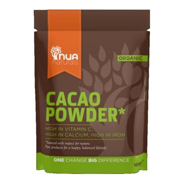 NUA Naturals Organic Cacao Powder