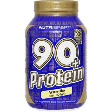 Nutrisport Whey Protein Powder 90+ Various Flavours