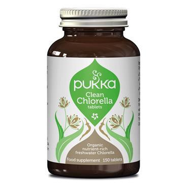Pukka Organic Chlorella Tablets