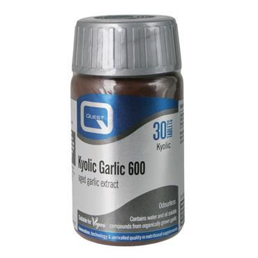 Quest Kyolic Garlic 600mg