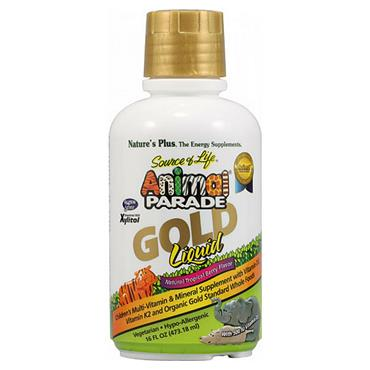 Nature's Plus Animal Parade Gold Liquid