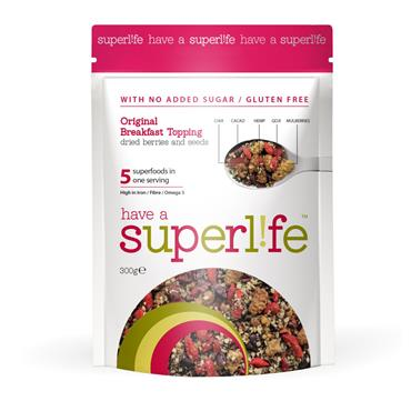 SuperLife Breakfast Topping