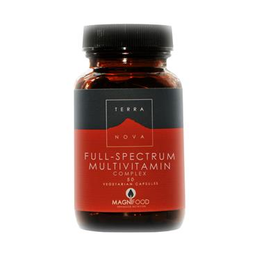 Terra Nova Full-Spectrum Multivitamin Complex