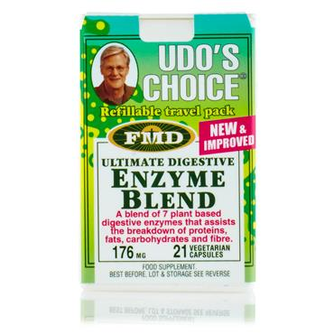 Udo's Choice Ultimate Digestive Enzyme Blend